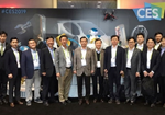 Samyang Group Management Pledged Digital Innovation at 'CES 2019'